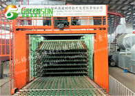 Building Material Mineral Wool Board Production Line With 6 Million Sqm Capacity