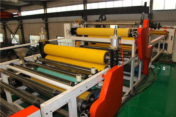Double Sides Full Automatic PVC Laminated Gypsum Ceiling Board Production Line